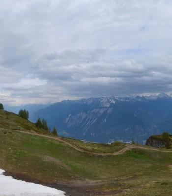 Crans Montana: Weltcupabfahrt Mont Lachaux