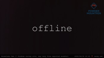 Current Snow Depths Powder Mountain