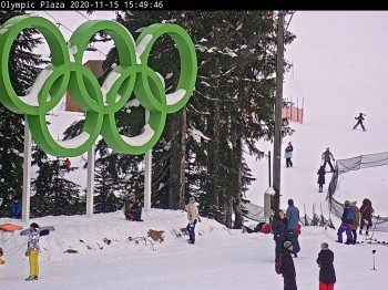 Cypress Mountain Plaza Cam
