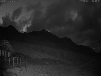 Vals: Dachberghütte