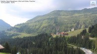 Damüls: View from Hotel Alpenblume