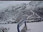 Chair Lift Laresè at Paradiso ski run