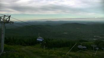 Gipfel Mount Snow