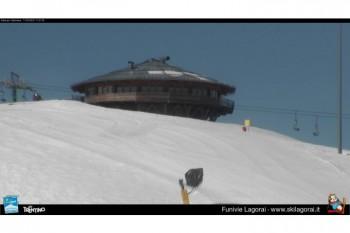 Funivie Lagorai - Berghütte Paradiso