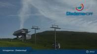 Bergstation der Seilbahn Diedams am Diedamskopf