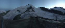 Saas Fee: Restaurant Mittelallalin und Gletscherskigebiet