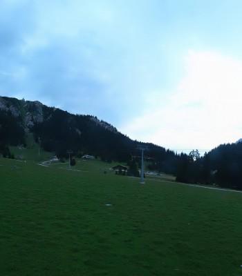 Ehrwalder Almbahn Panorama
