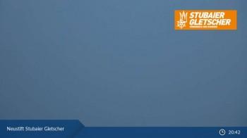 Stubaier Gletscher: Bergstation Eisgrat