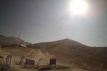 El Colorado: Mirador Area