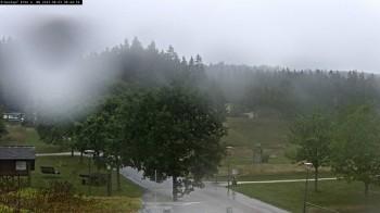 Erbeskopf: Blick vom Hunsrückhaus