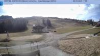 Cortina d'Ampezzo: Sessellift Falzarego
