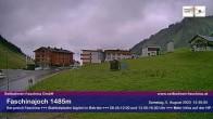 Faschina Pass, base station