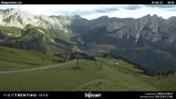 """Fassatal - Buffaure - chairlift """"Col de Valvacin"""""""