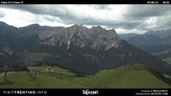 Webcam Carezza K 246 Lner H 252 Tte 1597 M Eggental