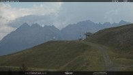 Fassatal - Moena - mountainstation of the chairlift