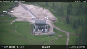 Fassatal: San Pellegrino Pass