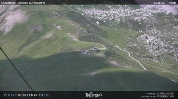 Fassatal - San Pellegrino Pass