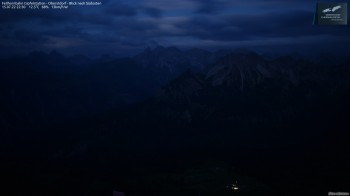 Fellhorn mountain