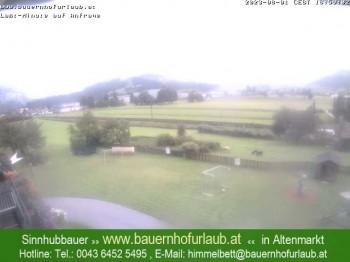 Ferienbauernhof Sinnhubbauer Strimskogel