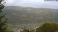 Ferienhaus Enzian Blickrichtung Aschau im Zillertal