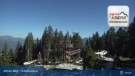 Fichtenschloss auf der Rosenalm in Tirol