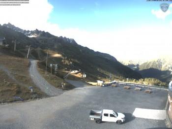 Flégère am Südhang des Mont-Blanc