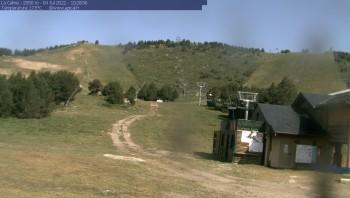 Font Romeu Der Skihang
