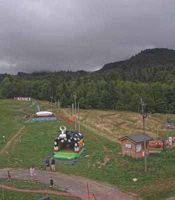 Front de neige, 1000m