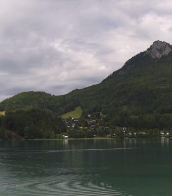 Fuschl am See: Panorama