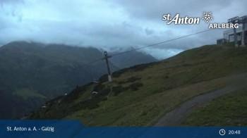 St. Anton - Galzig Bergstation