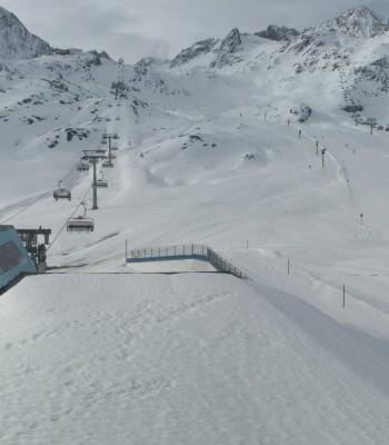 Stubaier Gletscher: Gamsgarten