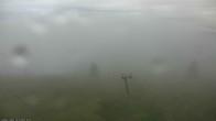 Gerlitzen Gipfel, Blick Alpengasthof
