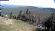 Gipfel Mont Sutton
