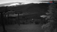 Gipfelblick nach Norden, Mont Sainte Anne, Quebec