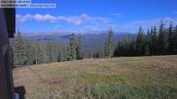 Gipfelcam auf dem Cooper Hill, Colorado