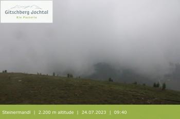 Gitschberg Jochtal: Steinermandl Bergstation