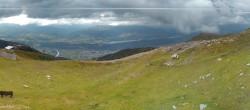 Goldeck ski resort: Panoramic view