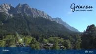 Bergpanorama Grainau