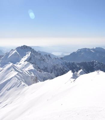 Grignone: Grigna settentrionale (2410 m)