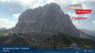 Gröden - Ciampinoi Bergstation
