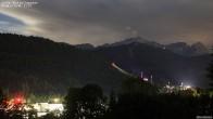 Gsteig - View to the Zugspitze