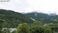 Gsteig - Blick zur Zugspitze