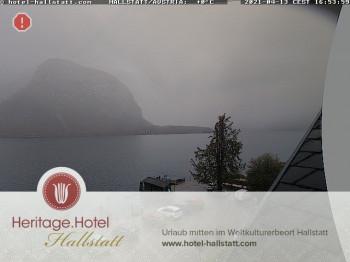 Hallstatt: Blick vom Heritage Hotel