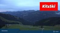 Hanglalm alp, ski resort Kitzbühel