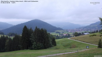 Haubers Alpenresort - Oberstaufen - View to the southwest