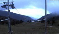 Hauser Kaibling (Styria) - Top station chairlift 'Alm 6er'