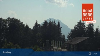 Annaberg: Hennesteck Bergstation