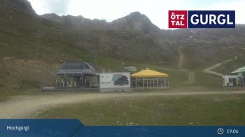 Hochgurgl: Top-Express und Schermerbahn