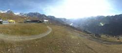 Hochgurgl: Talstation Schermerbahn