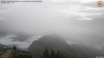 Hochkar - View to Hochschwab